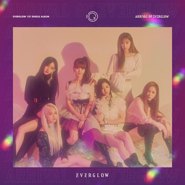 EVERGLOW Album - ARRIVAL OF EVERGLOW