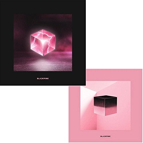 BLACKPINK 1st Mini Album - Square Up