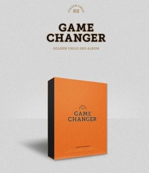 GOLDEN CHILD - GAME CHANGER