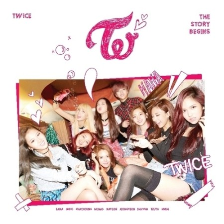 Twice - The Story begins