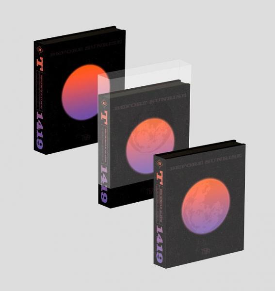 T1419 Single Album Vol. 2 - BEFORE SUNRISE Part. 2