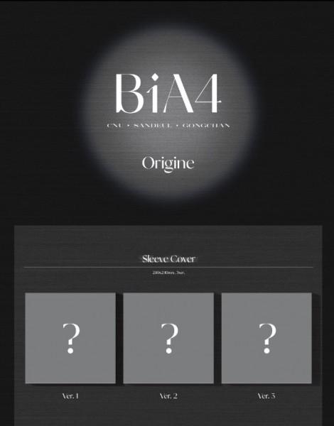 B1A4 - Origine Album
