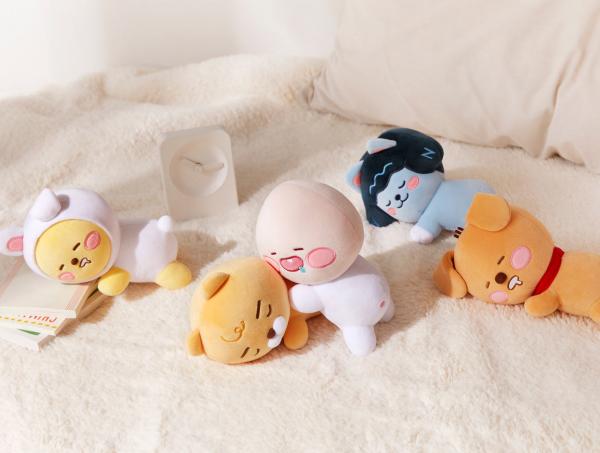 [KAKAO FRIENDS] Baby Dreaming Tiny Friends