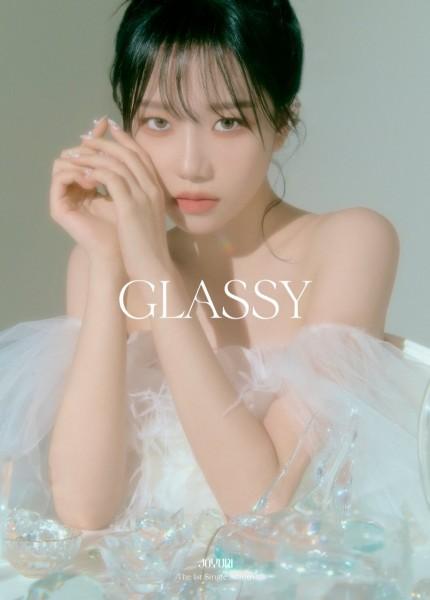 JO YURI Single Album Vol. 1 - GLASSY