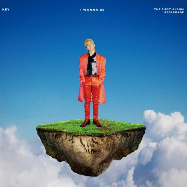 KEY 1st Repackage Album - I Wanna Be