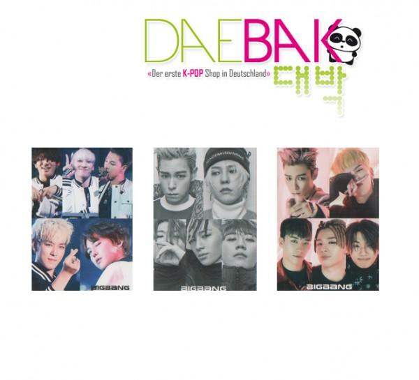 BIGBANG - Posterset #01