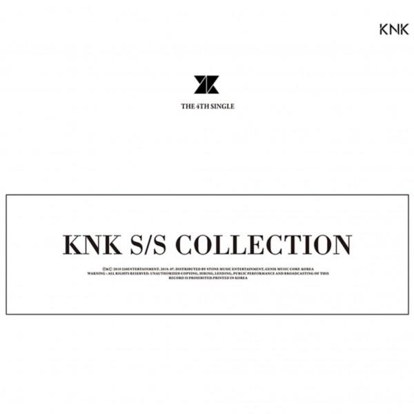 KNK 4th Single Album - KNK S/S COLLECTION