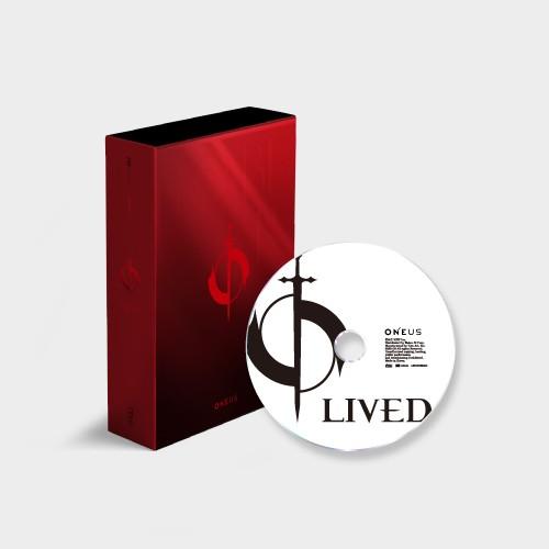 ONEUS - 4th Mini Album LIVED