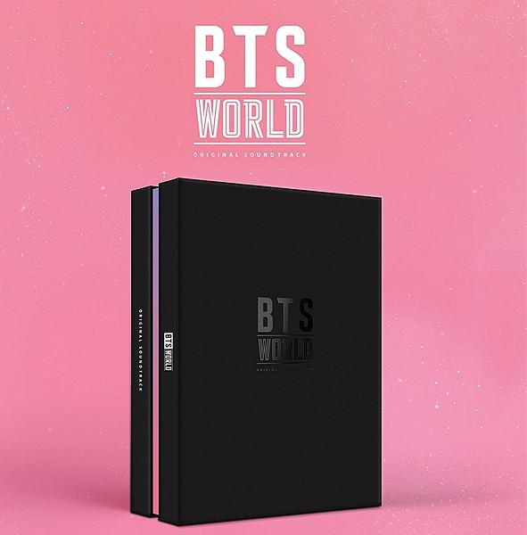 BTS (Bangtan) WORLD OST Album