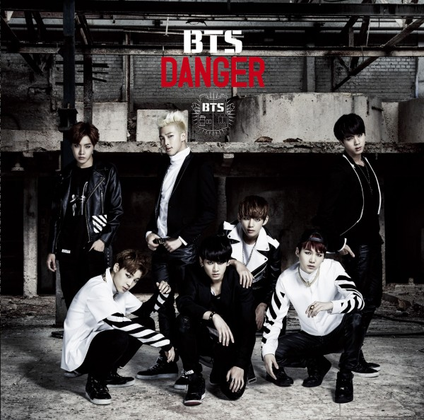 BTS - Danger (Japanese Version) [Regular Edition]
