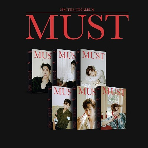 2PM - MUST 7th Album (Limited Version)