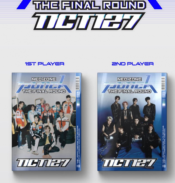 NCT 127 2nd Repackage Album - NCT No127 Neo Zone : The Final Round