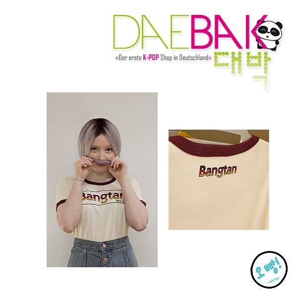 BTS (Bangtan) - RETRO GERMANY STYLE T-Shirt