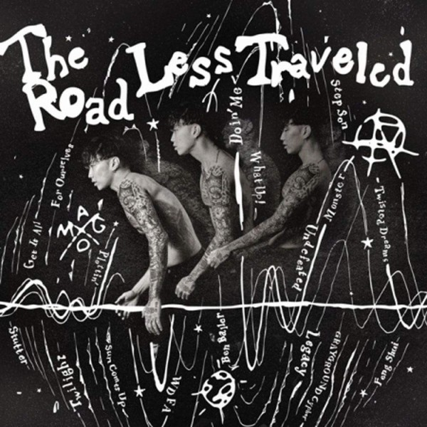 Jay Park - Album [The Road Less Traveled]
