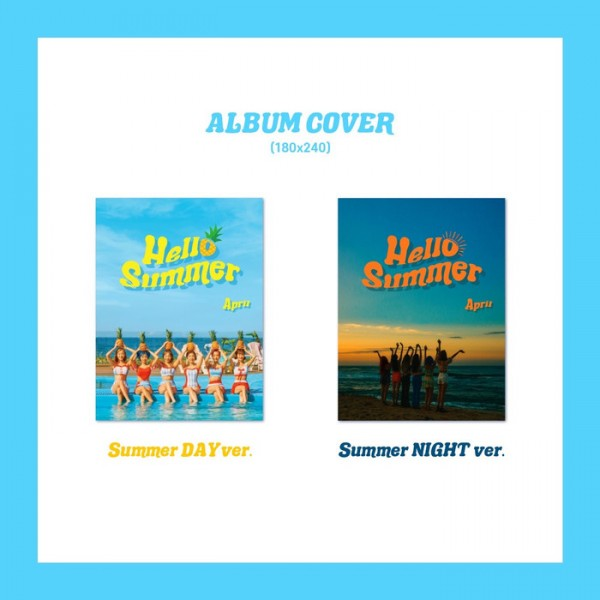 APRIL Summer Special Album - Hello Summer (Summer Day Vers.)