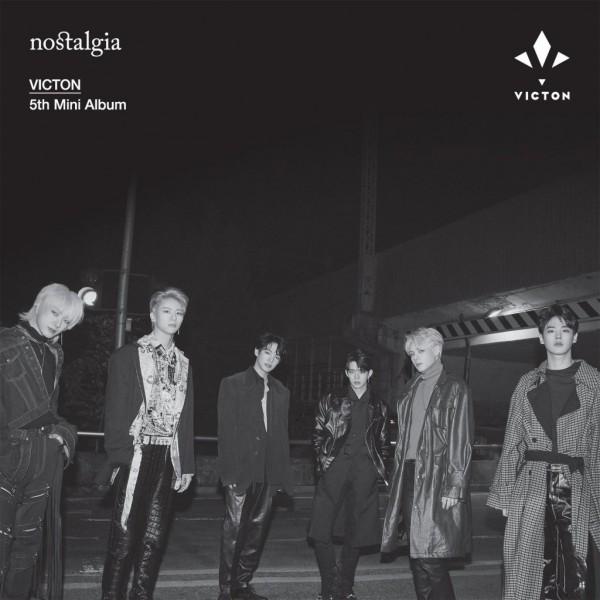 VICTON 5th Mini Album - nostalgia (Nostos Vers.)