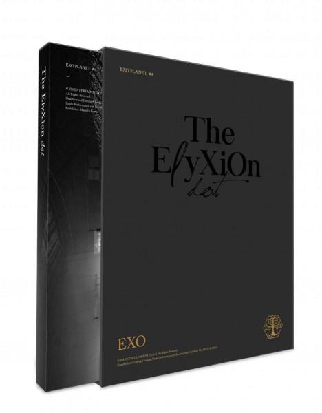 EXO PLANET No 4 -THE ELYXION [DOT] - Concert Photobook & Live CD