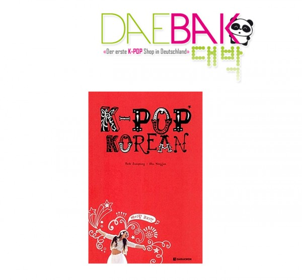 K-Pop - Korean Book