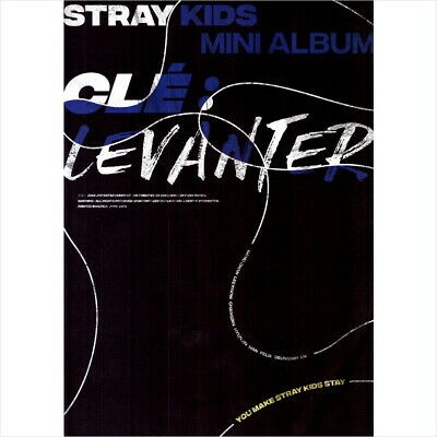 Stray Kids - Clé: LEVANTER (Limited Edition)