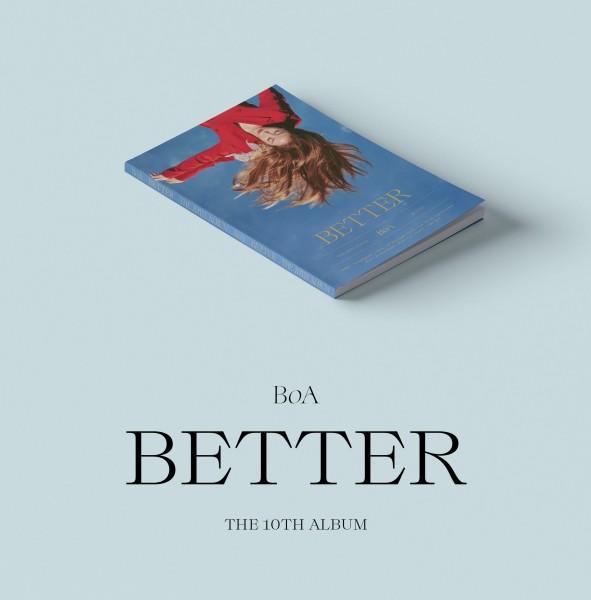 BoA - Album Vol.10 [BETTER] (Standard Edition)