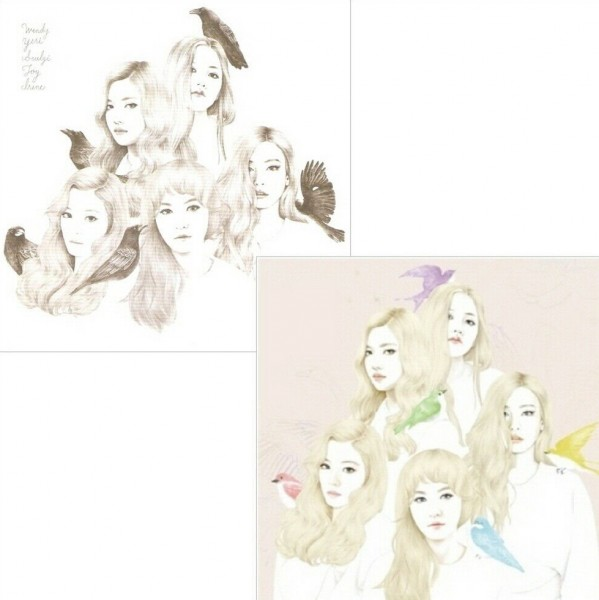 Red Velvet - ICE CREAM CAKE 1st Mini Album (Automatic Version)