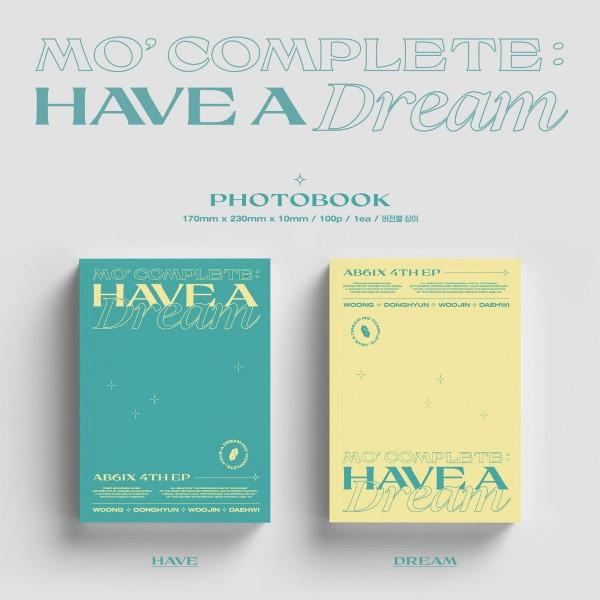 AB6IX EP Vol. 4 - MO' COMPLETE : HAVE A DREAM