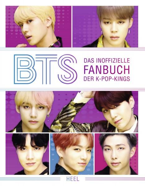 BTS - Das inoffizielle Fanbuch der K-Pop-Kings