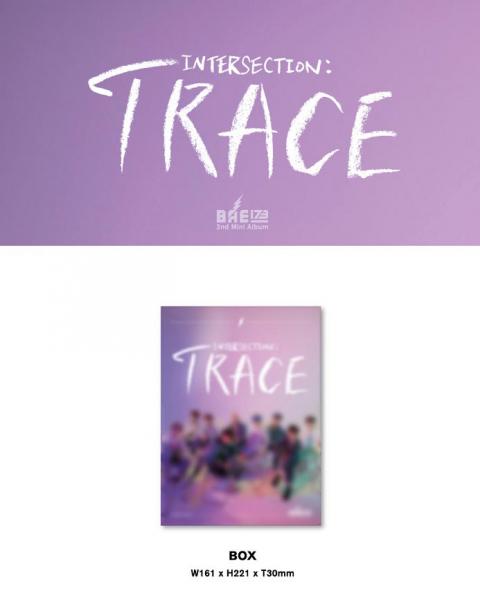 BAE173 Mini Album Vol. 2 - INTERSECTION : TRACE