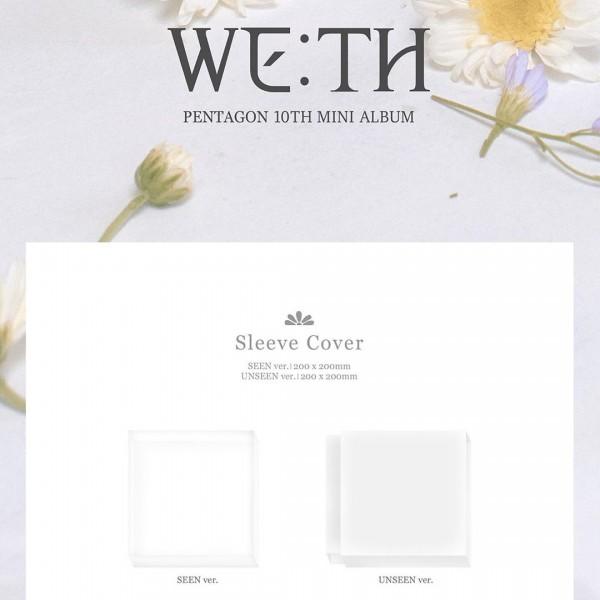PENTAGON Mini Album Vol. 10 - WE:TH