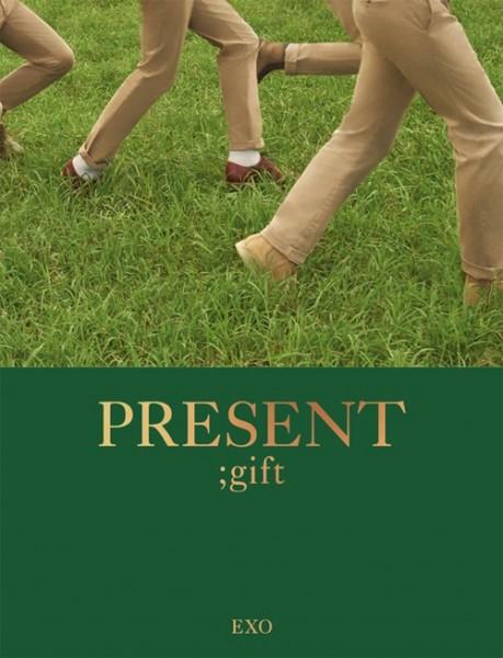 EXO - PRESENT GIFT Fotobuch