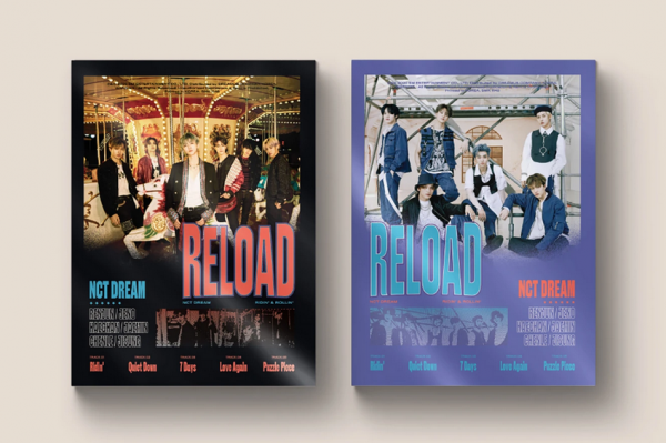 NCT DREAM Album - Reload