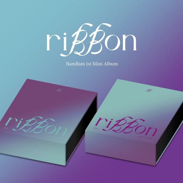 BAMBAM - riBBon 1st Mini Album