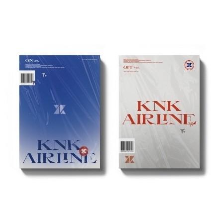 KNK Mini Album Vol. 3 - KNK AIRLINE