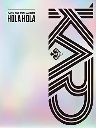 KARD 1st Mini Album - HOLA HOLA