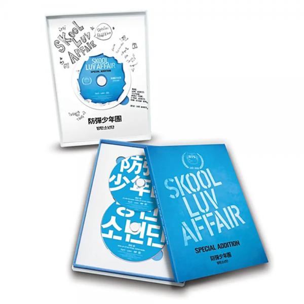 BTS - Skool Luv Affair Mini Album Vol. 2 Special Addition (Re-Release)