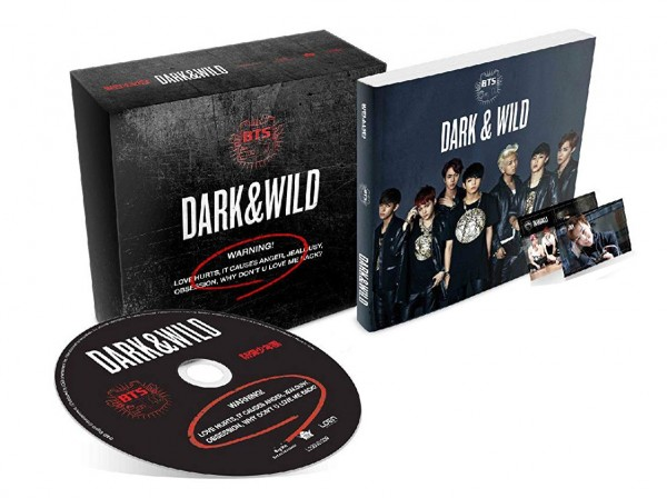 BTS - Dark & Wild First Full-Length Album