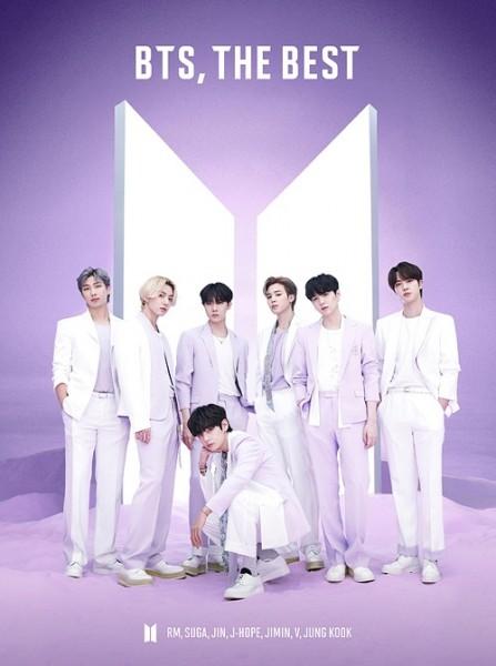 BTS - THE BEST Japanese Album