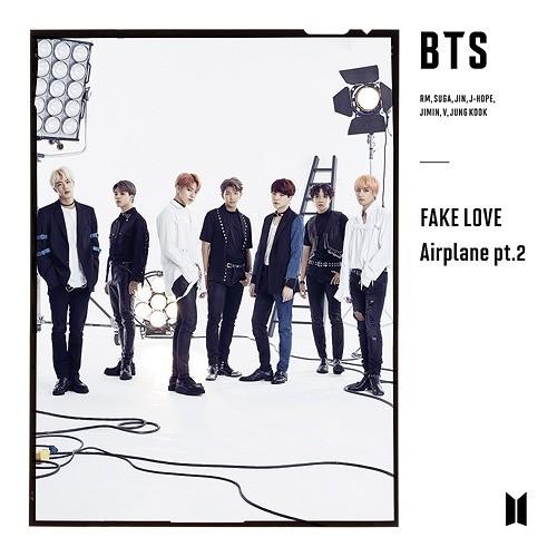 BTS - Airplane PT.2 [Japanese] [TYPE D + DVD]