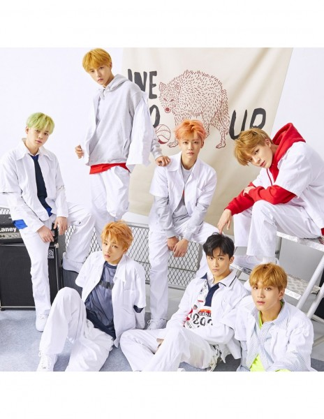 NCT DREAM - 2nd Mini Album - We Go Up