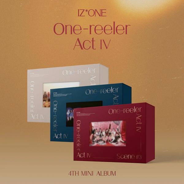 IZ*ONE Mini Album Vol. 4 - One-reeler / Act Ⅳ