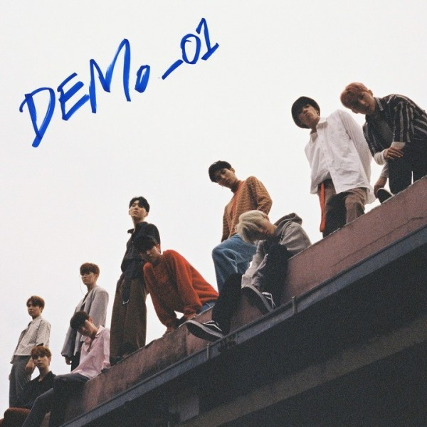 PENTAGON 4th Mini Album - DEMO_01