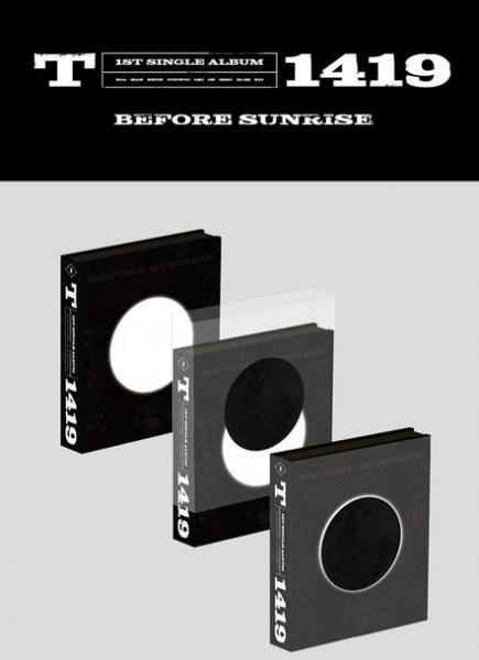 T1419 Single Album Vol. 1 - BEFORE SUNRISE Part. 1