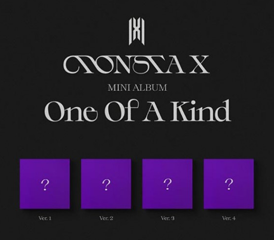 Monsta X - One Of A Kind