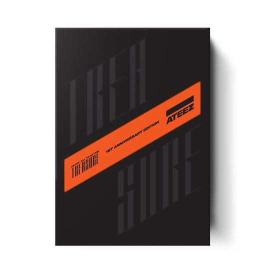 Ateez 1st Album - TREASURE EP.FIN : All To Action (1st ANNIVERSARY EDITION Ver.)