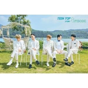 TEEN TOP 8th Mini Album Repackage - TEEN TOP Story - 8PISODE