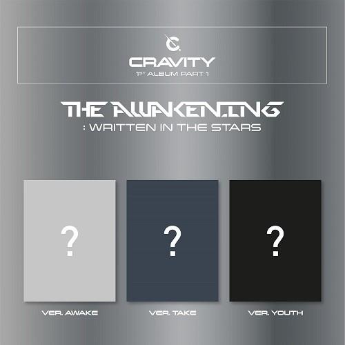 CRAVITY - The Awakening :Written in the Stars