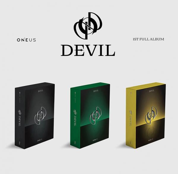 ONEUS Album Vol. 1 - DEVIL