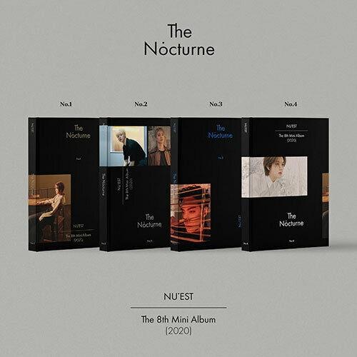 NU'EST 8th Mini Album - The Nocturne