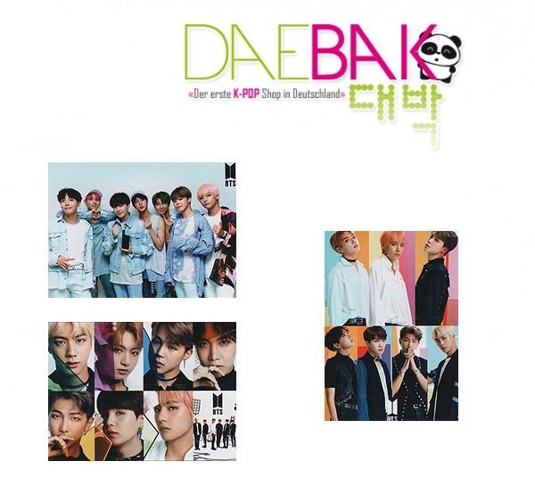 BTS - Posterset #02
