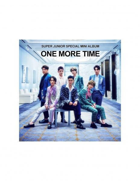 Super Junior Special Mini album : One More Time (Limited Vers.)